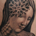 Woman Tattoo Design Thumbnail