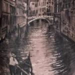 Venice Tattoo Design Thumbnail