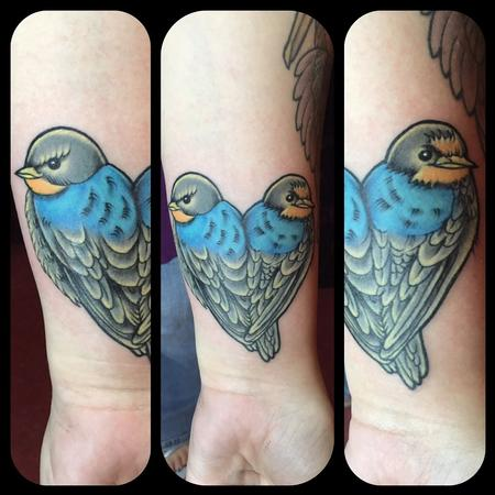 tattoos/ - Lovely birds ?? - 122689
