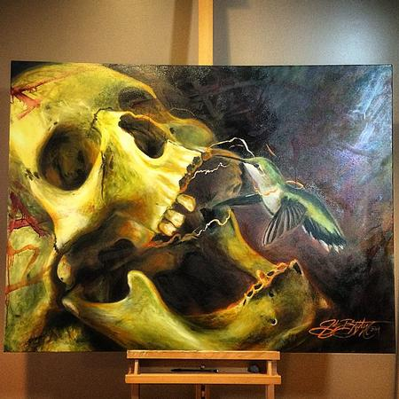 Art Galleries - Skull - 108297