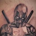 tattoos/ - Deadpool - 120189
