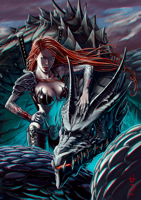 Art Galleries - Dragon - 119391