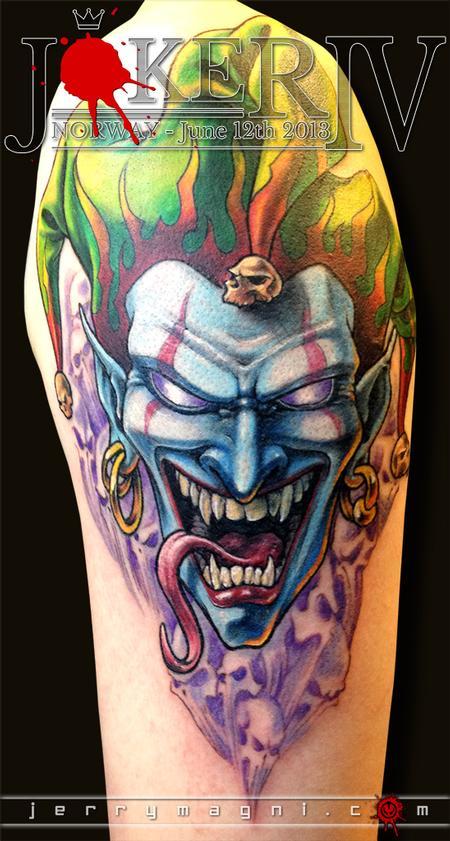 Evil - Joker