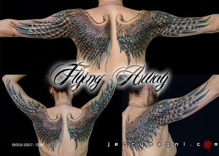 tattoos/ - flying away - 126707