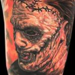 LEATHERFACE Tattoo Design Thumbnail