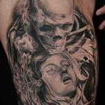 SCULPTURES COMPOSITION Tattoo Design Thumbnail