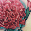 Carnation tattoo Tattoo Design Thumbnail