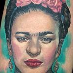 Frida tattoo Tattoo Design Thumbnail