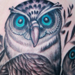 Owl family tattoo Tattoo Design Thumbnail
