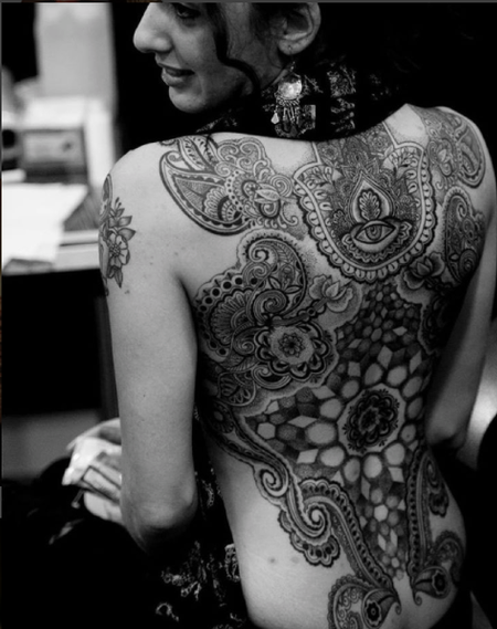 tattoos/ - Blackwork Backpiece - 109452