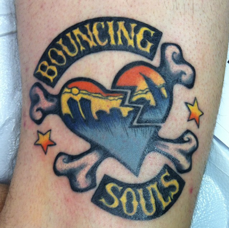 Music - Bouncing Souls