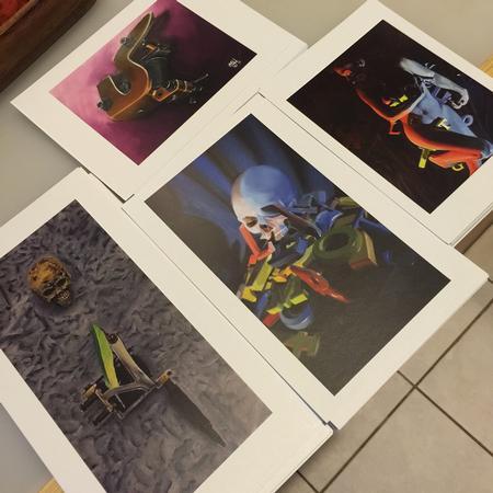 Art Galleries - mini prints - 116157