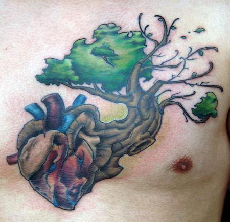 Heart - heart tree