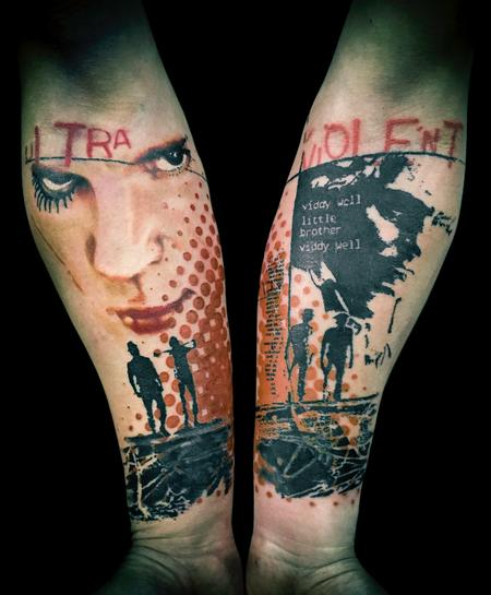 tattoos/ - Viddy well little brother, viddy well - 119904
