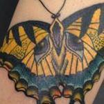 Butterfly Tattoo Tattoo Design Thumbnail