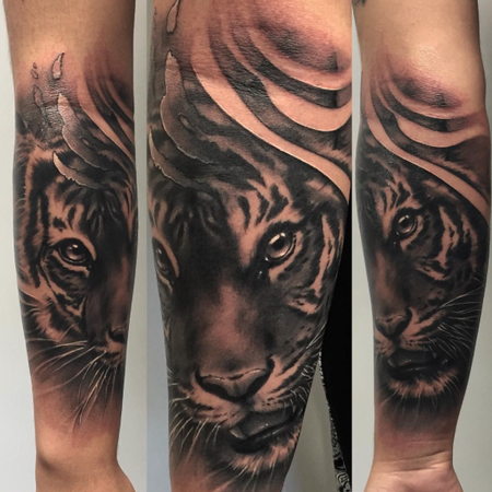 tattoos/ - Tiger - 109337
