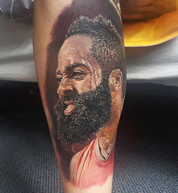 tattoos/ - James Harden - 116331