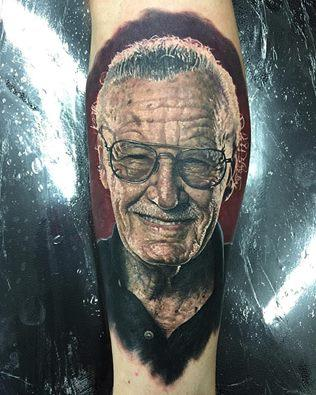 tattoos/ - Stan Lee Tattoo - 116330