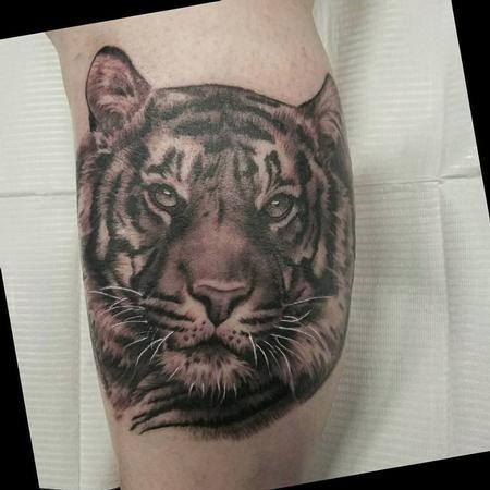 tattoos/ - Tiger - 119220