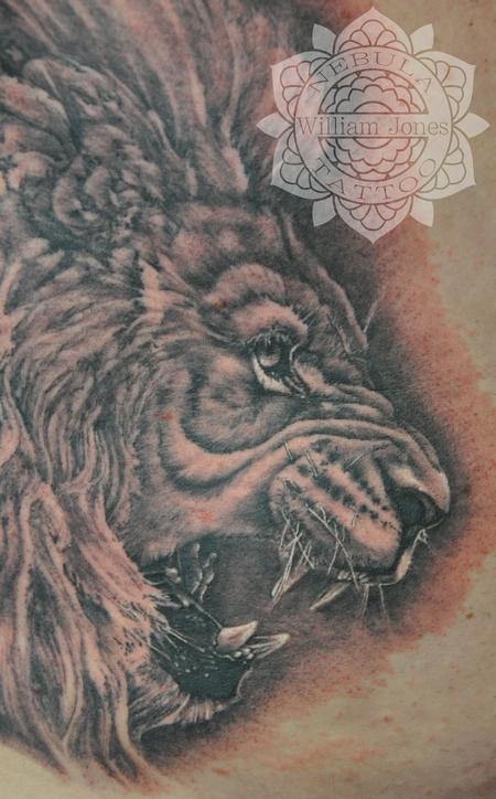 tattoos/ - Lion - 105018