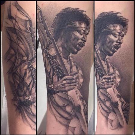 Music - Hendrix