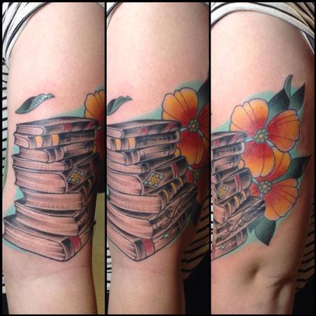 tattoos/ - Books - 109141