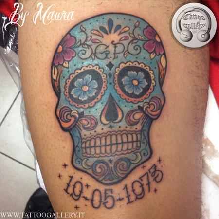 tattoos/ - sugarskull - 120170