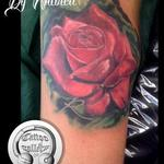 rosa rossa, red rose Tattoo Design Thumbnail