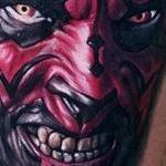 Star Wars Darth Maul Tattoo Tattoo Design Thumbnail