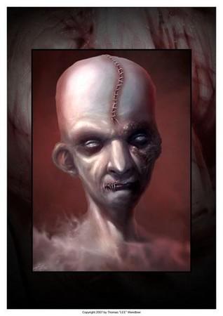 Art Galleries - Stitch Head Art - 39457