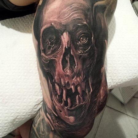 tattoos/ - Skull tatto  - 92233
