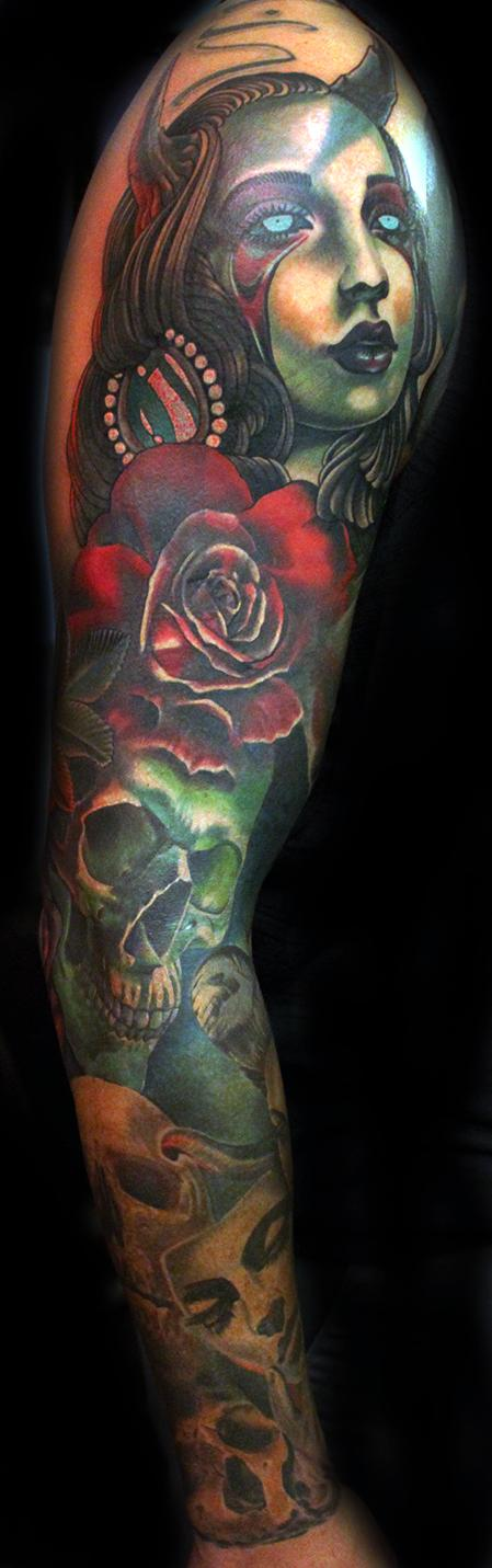 tattoos/ - Mark's sleeve - 122710