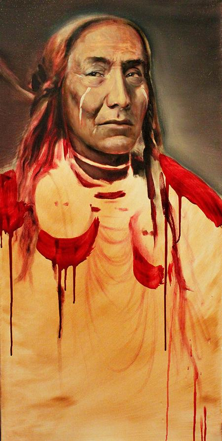 Art Galleries - RIP Red Cloud - 119555