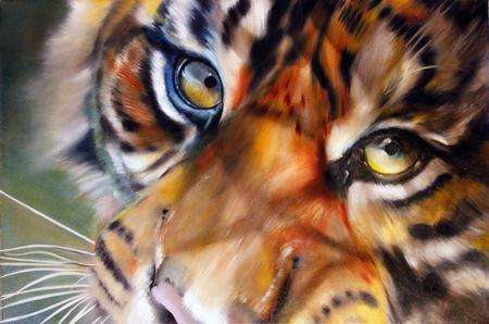 Art Galleries - Tiger - 119411