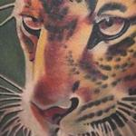 Leopard Tattoo Design Thumbnail