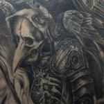 Pestilence closeup Tattoo Design Thumbnail
