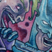 Batman and The Joker Tattoo Design Thumbnail