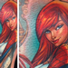 tattoos/ - Mary Jane Watson from Spiderman comic - 93731