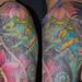 Color Chameleon Tattoo Tattoo Design Thumbnail