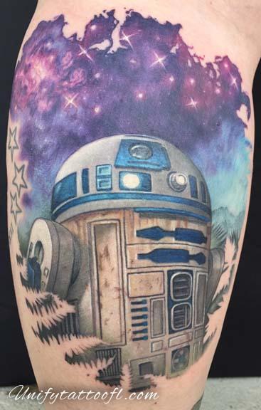 tattoos/ - R2-D2 - 129369