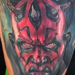 Sith Lords Tattoo Design Thumbnail