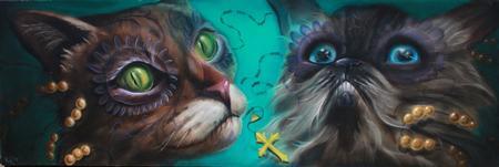 Art Galleries - Dia de los Gatos - 93900