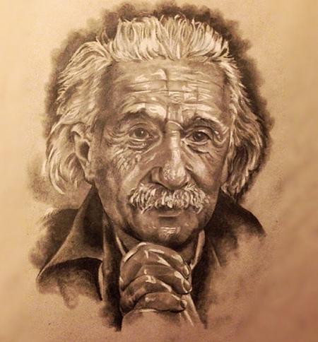 Art Galleries - Portrait of Enstein - 94782