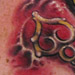 tattoo galleries/ - Lantern of Enlightenment  and Skeleton Key Tattoo - 21174