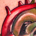 tattoo galleries/ - Anatomical Heart Tattoo - 19224