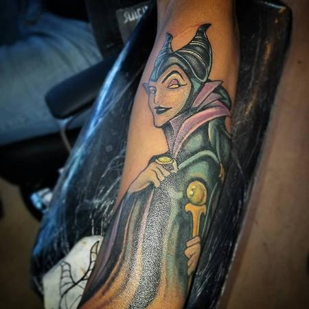 tattoos/ - Maleficent - 133917
