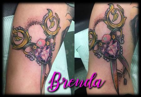 tattoos/ - Scissors Tattoo - 134161