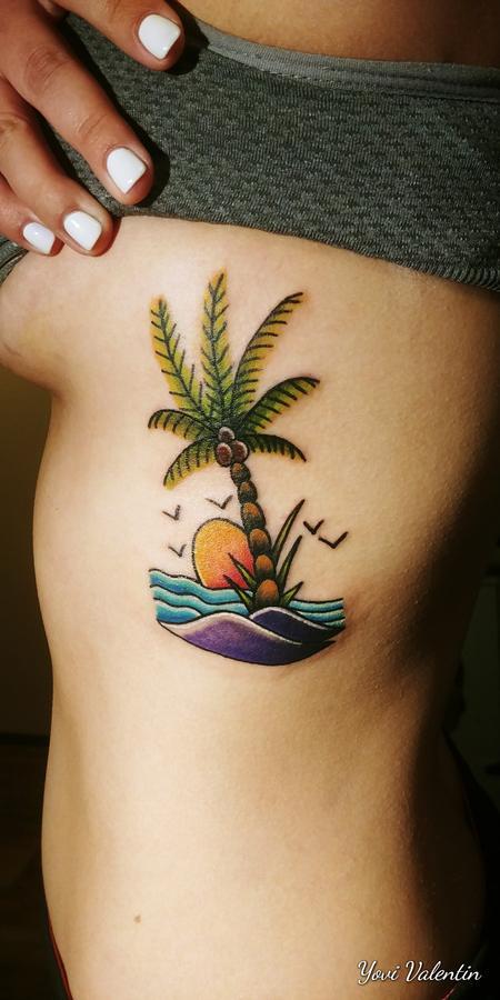 tattoos/ - Palm Tree - 134158