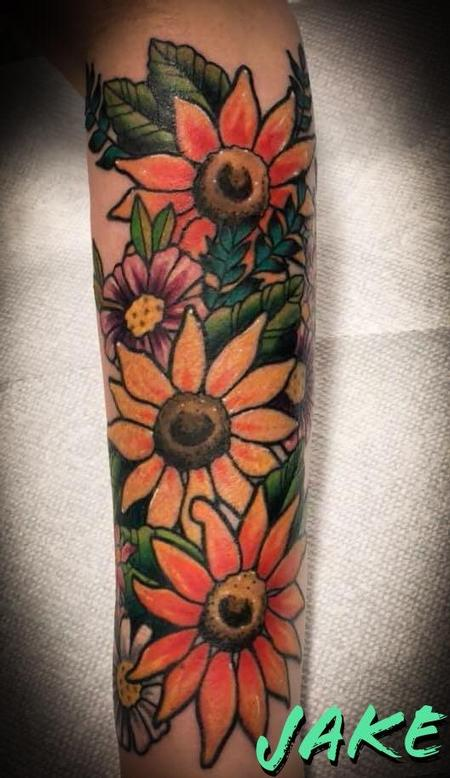 tattoos/ - Flowers - 137763