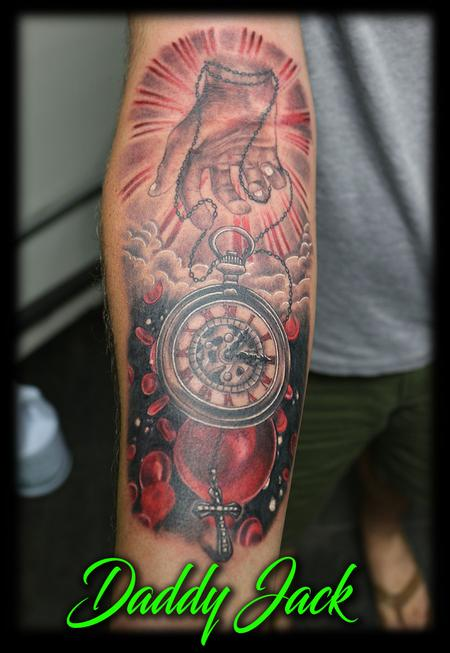 tattoos/ - Time_SecondChance_bloodcells_jack - 133455